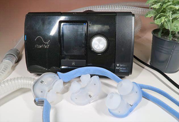ResMed CPAPのカッコイイ写真