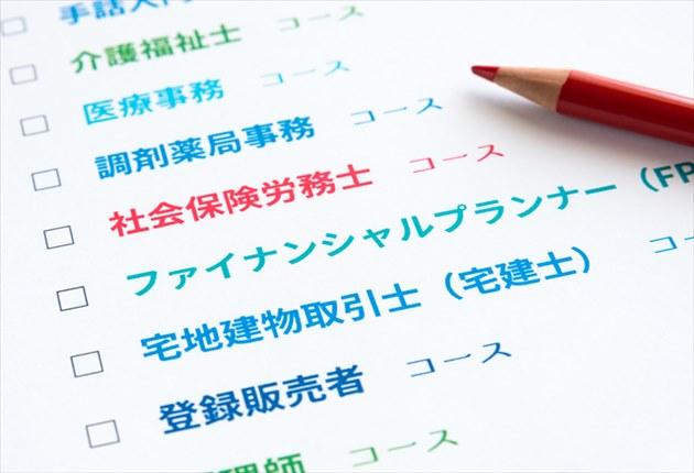 資格試験の勉強
