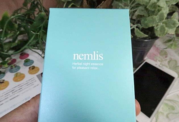 これがネムリスのパッケージ